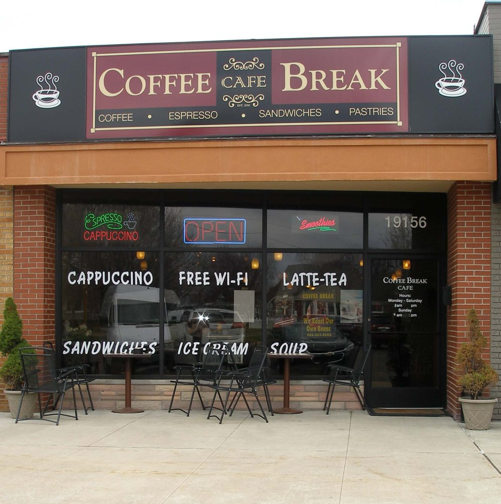 Have you had your Coffee Break?